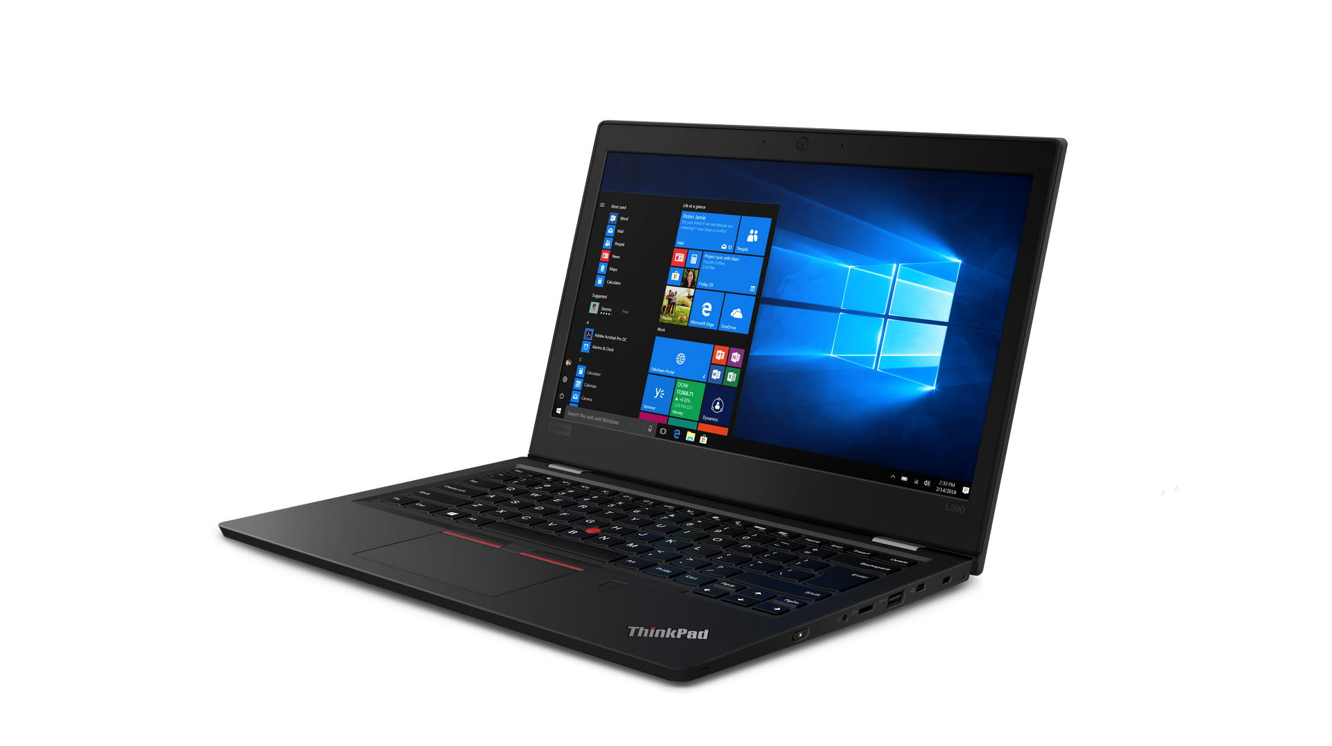 ThinkPad L390 Black 6