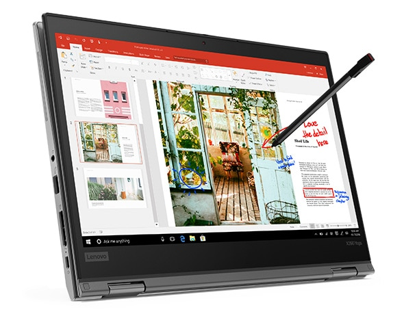 lenovo thinkpad x390 yoga a digitalne pero