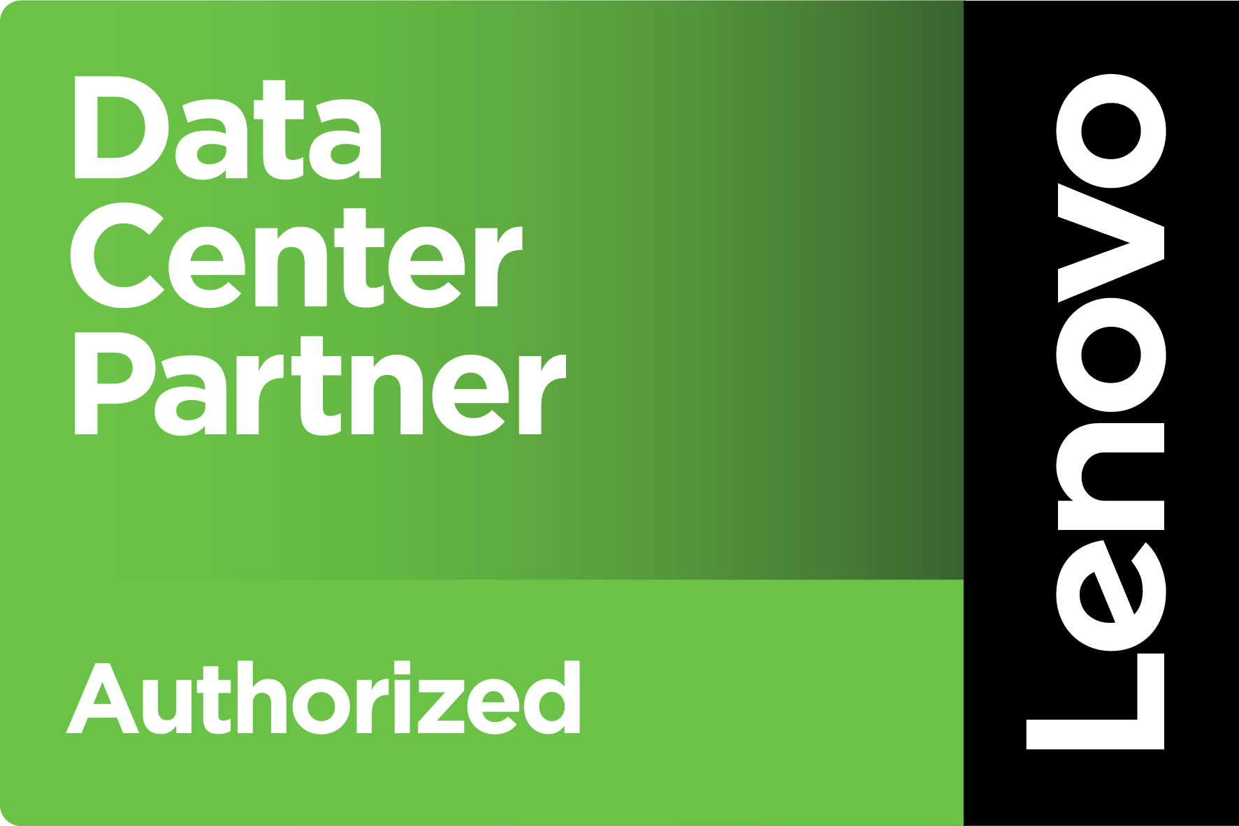 Data Center Authorized Partner Emblem 2020 PNG