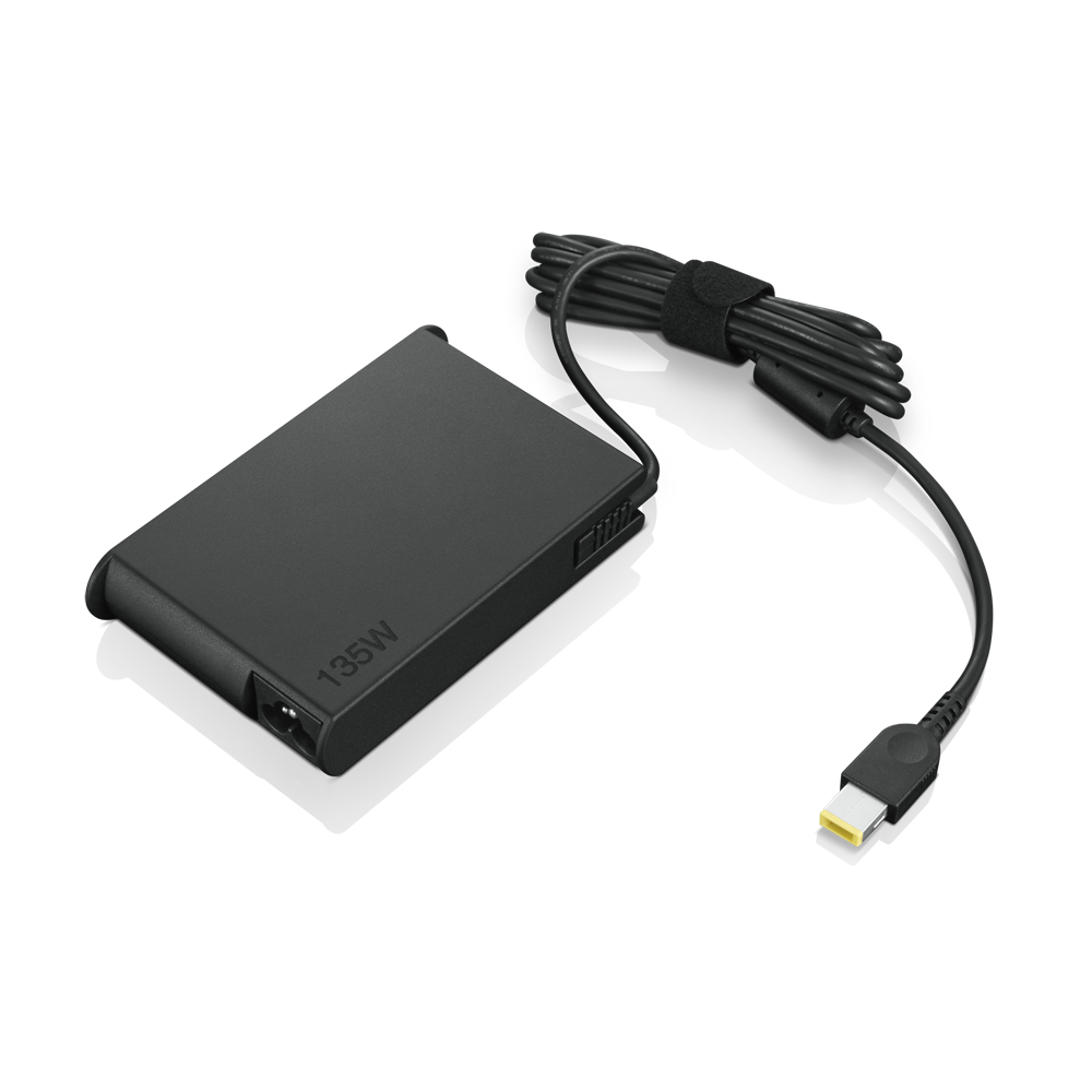 Lenovo Slim 135W AC Adapter, 4x20q88543