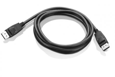 Lenovo DisplayPort to DisplayPort Monitor Cable 0A36537