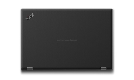 ThinkPad P53 rear