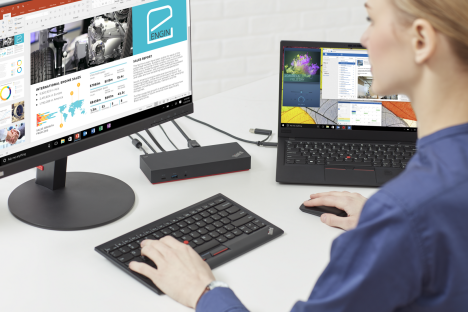 ThinkPad Hybrid USB-C with USB-A Dock 06