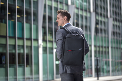 Lenovo ThinkPad 15.6 Professional Backpack lifestyle