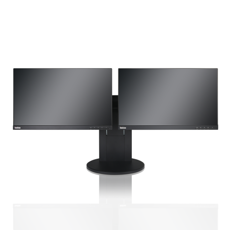 ThinkCentre Tiny In One Dual Monitor Stand (1)