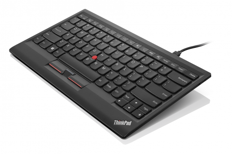 ThinkPad Compact Bluetooth Keyboard with TrackPoint - US English