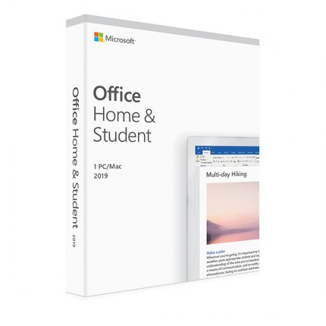 Office Home and Student 2019 Slovak 79G-05073