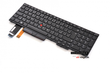 01EN988 ThinkPad Backlit Keyboard Slovak 01
