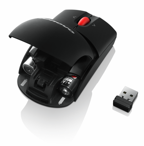 Lenovo Laser Wireless Mouse (4)