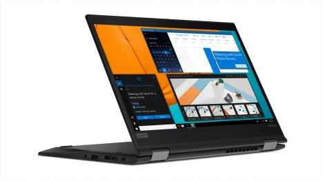 ThinkPad X390 Yoga Black 02
