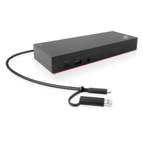 ThinkPad Hybrid USB-C with USB-A Dock 01
