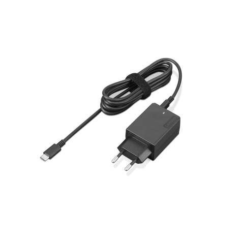 Lenovo 45W USB-C AC Portable Adapter (EU) 40AW0045EU (01)