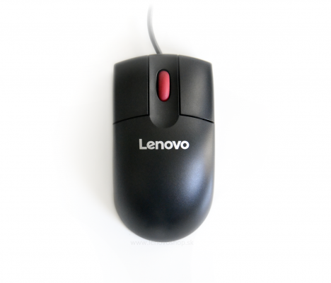 Lenovo Optical Wheel Mouse USB (06P4069) 1
