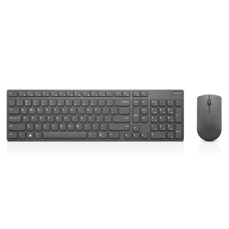 Lenovo Professional Ultraslim Wireless Combo Keyboard and Mouse US English 4X30T25805 (2)