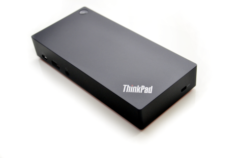 Lenovo ThinkPad USB-C Dock Gen 2 40AS0090EU (dt)