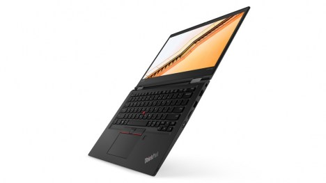 ThinkPad X390 Yoga Black 01