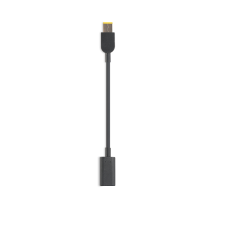 Lenovo USB-C to Slim-tip Cable Adapter 4X90U45346