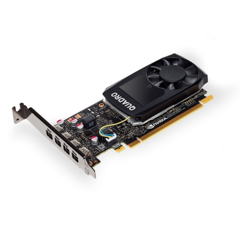 ThinkStation Nvidia Quadro P1000 4GB