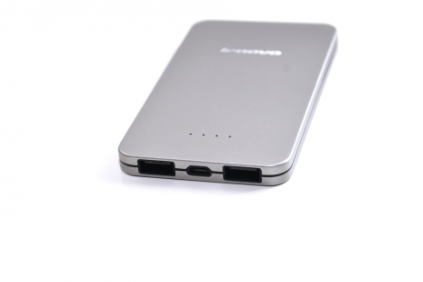 Lenovo Power Bank PB410 5000mAh (ports)