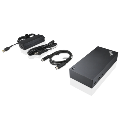 Lenovo ThinkPad USB-C  Dock (1)
