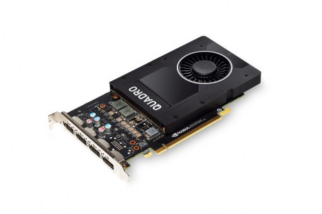 ThinkStation nVidia Quadro P2000 5GB GDDR Graphic Card