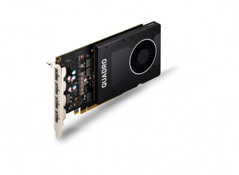ThinkStation nVidia Quadro P2000 5GB GDDR Graphic Card (2)