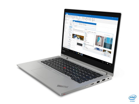 Lenovo ThinkPad L13 Yoga Silver (3)
