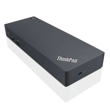 ThinkPad Thunderbolt 3 Dock - EU (01)