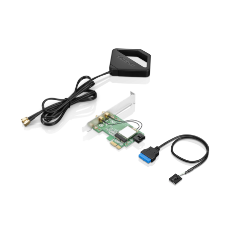 ThinkStation AC Wi-Fi Solution Intel 8265 with External Antenna Kit