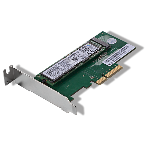 ThinkStation M.2.SSD Adapter-low profile